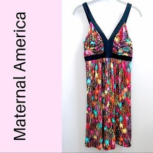 🌟 NWT 🌟 Maternal America Dress